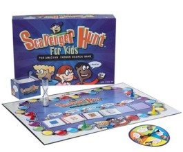 Scavenger Hunt Board Game